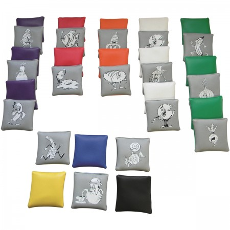 Nutrition Bean Bags set of 32