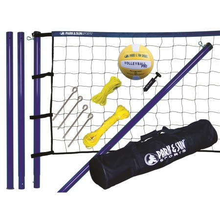 Spiker Steel Volleyball Net System