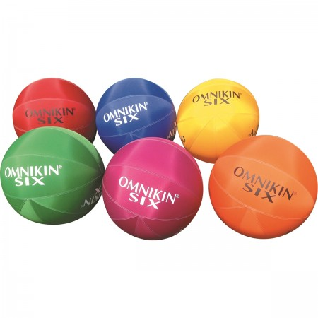Set of 6 OMNIKIN® Six Balls