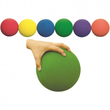 Out-R-Coat Foam Balls Set of 6 colors