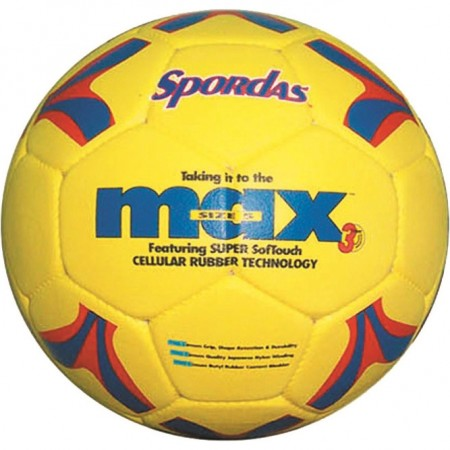Spordas Max Pro Rubber Football Size 5