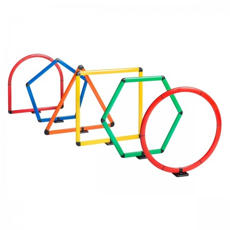 Set of 6 Spare Feet for Obstacle Course Set