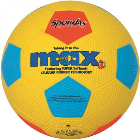 Spordas Max Super Soft Touch Football