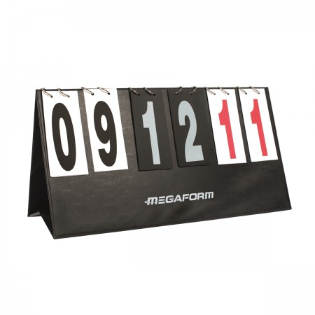 3-Teams Table Scoreboard