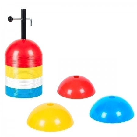 Set of 40 Dome Markers
