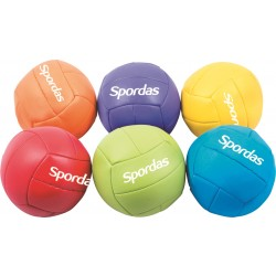 Set of 6 Squashy Balls
