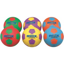 Set of 6 Spordas Max Footballs