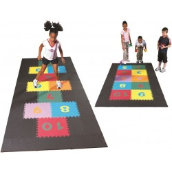 Mix-N-Mats Hopscotch