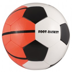 Foot-Basket Game Ball
