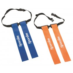 Set of 6 Flag Rugby Belts