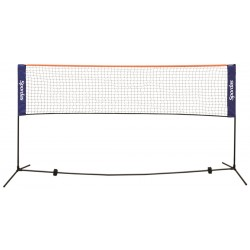 Portable Badminton & Mini-Tennis Net