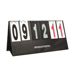 3 teams table scoreboard