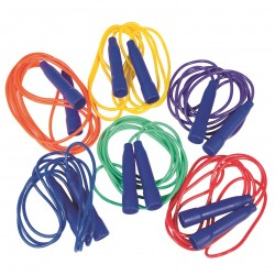 Set of 6 Gradestuff Jump Ropes