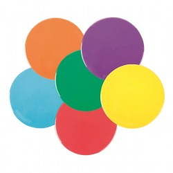 Utility Sequencing Spot Markers Set of 6 colors