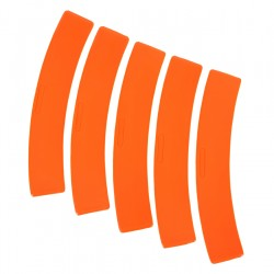 Set of 10 Curved Lines
