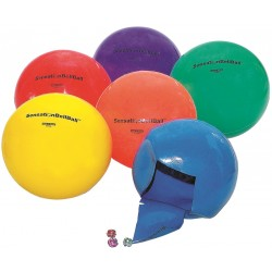 Set of 6 Sensation Bell Balls