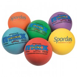 Set of 6 Max PG Balls 21,6cm