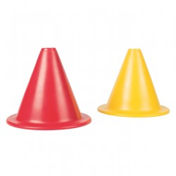 Set of 6 Flexible Cones