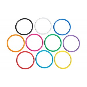 Set of 10 Activity Tossing Rings