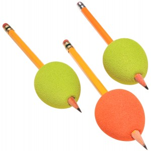 Set of 3 Egg-Ohs! Pencil Grip