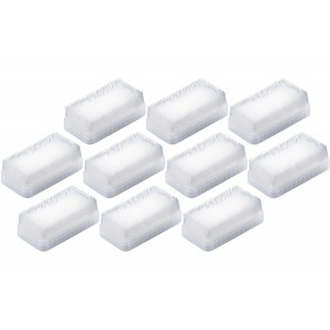 Set of 10 Sensory Brushes