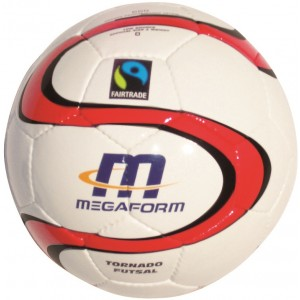 Megaform Ethic Indoor Football, Size 4
