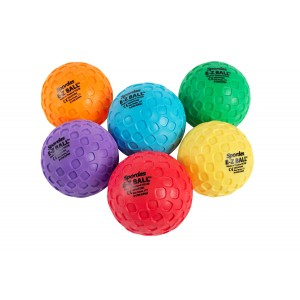 E-Z Balls Set of 6 colors