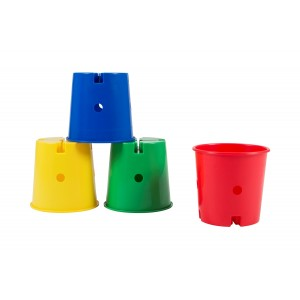 Set of 4 Multipurpose Buckets