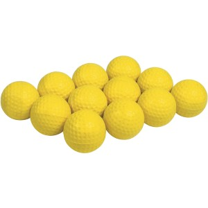 Set of 12 Golf Practice Balls