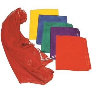 Mesh Storage Bags Set of 6 colors