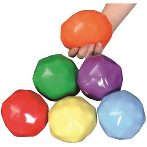 Set of 6 Yuck-E-Balls
