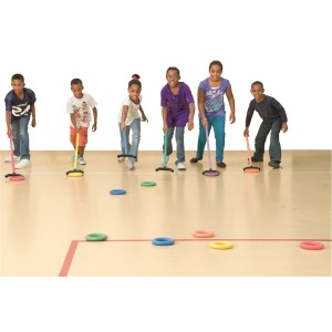 Simply Shuffleboard Cues Set