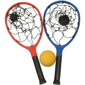Sling–N-Shoot Racket Set