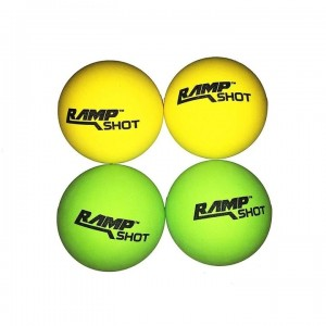RampShot Replacement Balls - 4 pcs