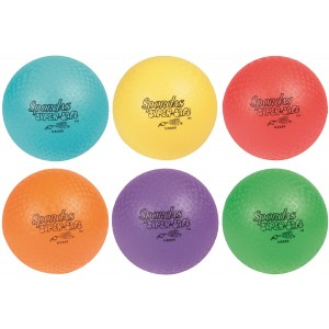 Set of 6 SuperSafe PG balls 216mm