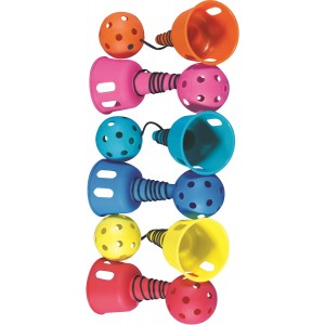 Catch-a-Ball Set of 6 colors