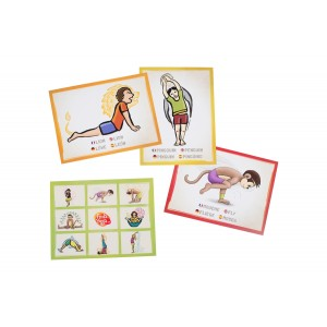 PedaYoga Pose Sheets