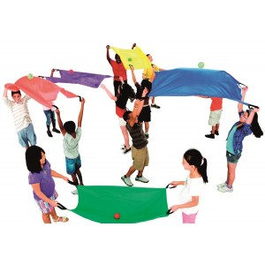 2 Person – Parachute Set of 6