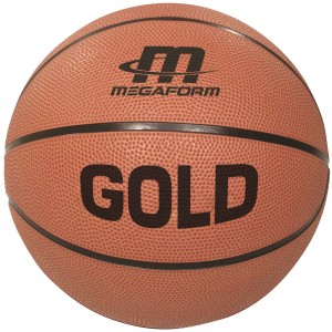 Megaform Basketball Gold size 7