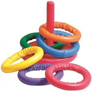 Soff Ring Toss Game