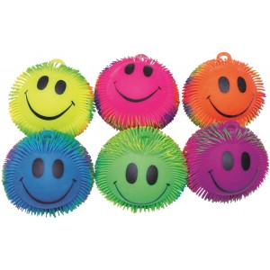 Stretchy Smiley 22cm set of 6