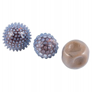 Set of 3 Mudballs