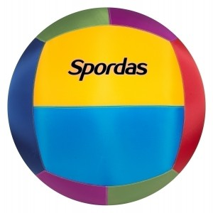 Spordas Colored Cage Ball