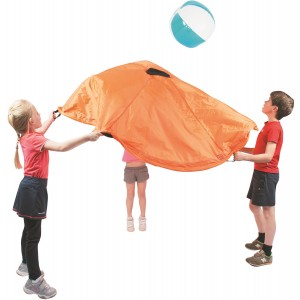Parachute Throw Set – set of 6