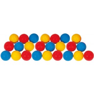 Set of 20 Softy Foam Balls 9cm