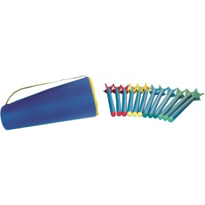Foam Javelin Pack