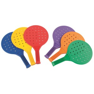 Global Games Padel Set of 6 colors
