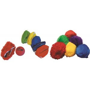 Set of 6 Yuck-E-Ball Covers