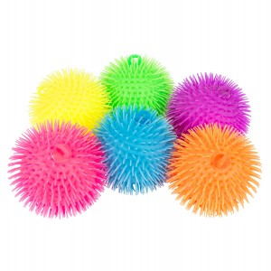 Set of 6 Stretchy Balls