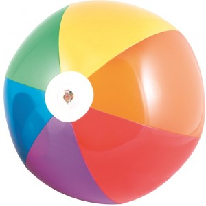 Super Duty Beach Ball